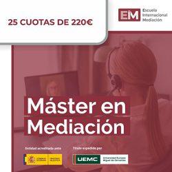 EIM - Máster- 25 Cuotas x 220€