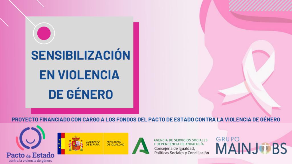 Formación sensibiliazión en violencia de género